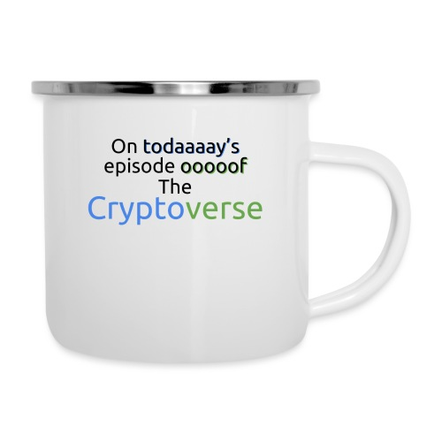 On Today's Episode Of The Cryptoverse - Camper Mug