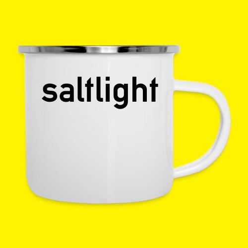 Saltlight // Black - Black - Camper Mug