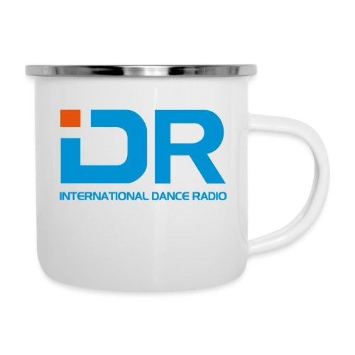 International Dance Radio - Taza esmaltada
