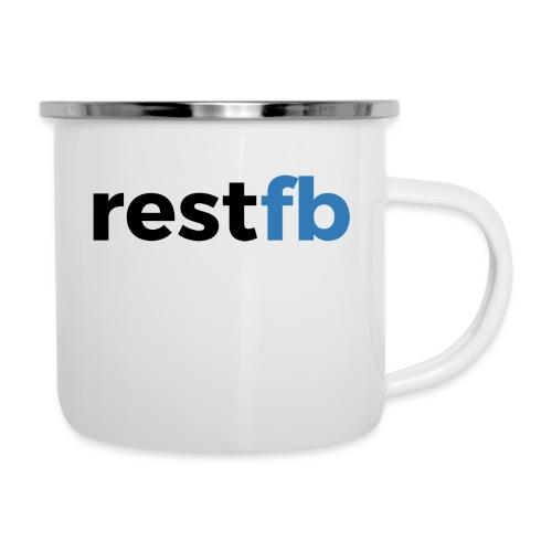 RestFB logo black - Camper Mug