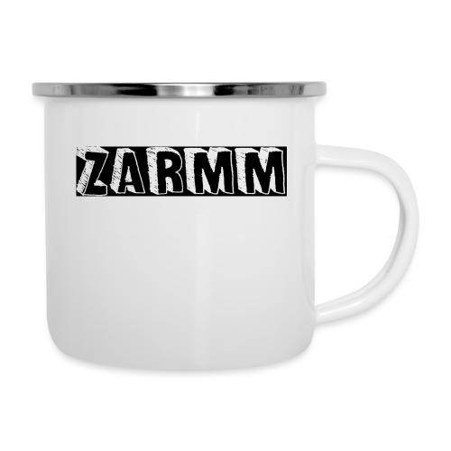 Zarmm collection - Tasse émaillée