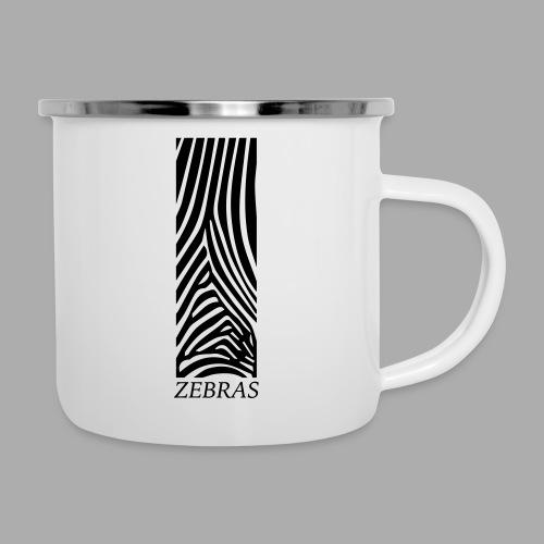zebras - Camper Mug