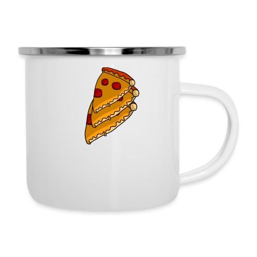 pizza - Emaljekrus