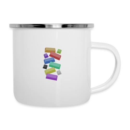 SA Mechanical Keyboard Keycaps Motif - Camper Mug