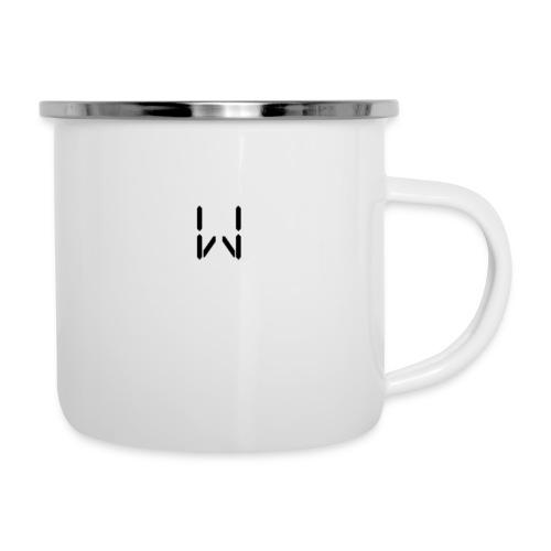 W1ll first logo - Camper Mug