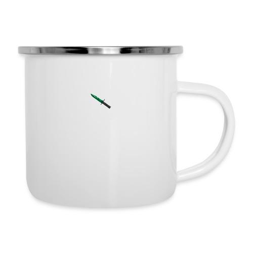 Emerald M9 Bayonet - Camper Mug