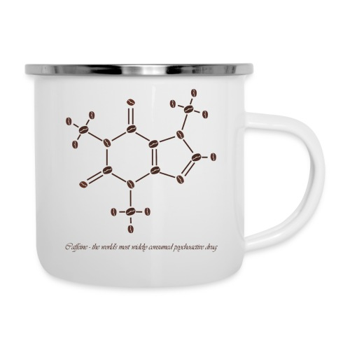 Caffeine - Camper Mug