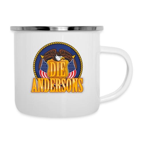 Die Andersons - Merchandise - Emaille-Tasse