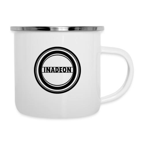 Logo inadeon - Tasse émaillée