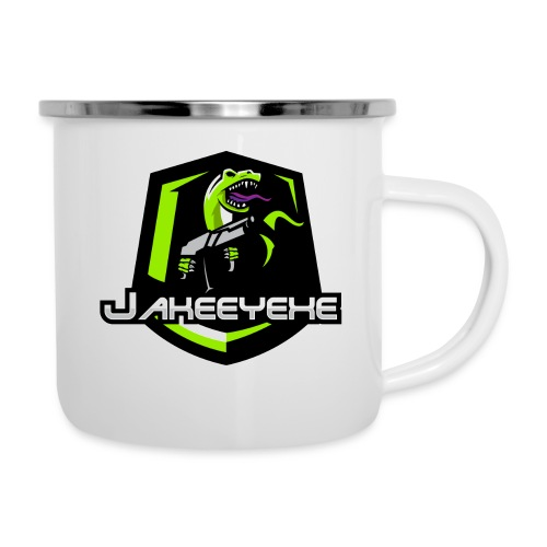 JakeeYeXe Badge - Camper Mug