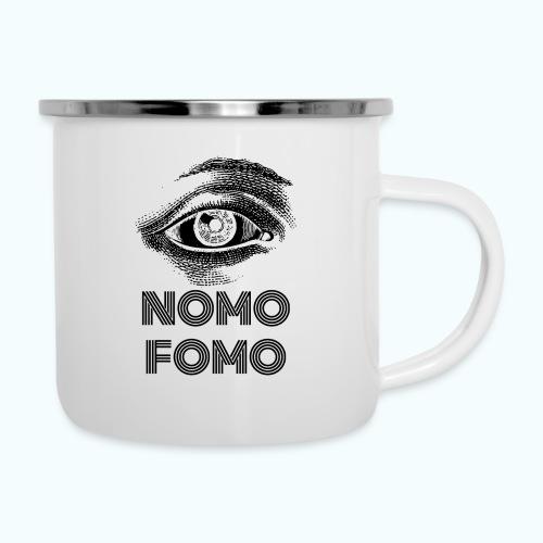 NOMO FOMO - Camper Mug