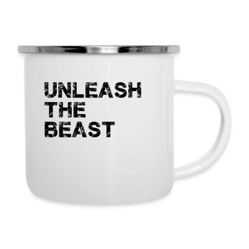 UnleashTheBeast - Tasse émaillée