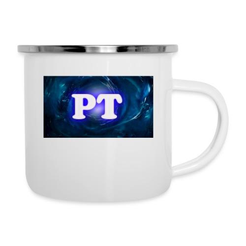 Project T Logo - Camper Mug
