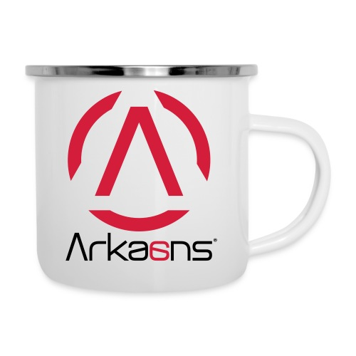 Arkaans Global - Tasse émaillée