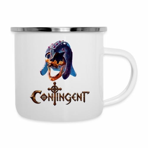 Contignent Logo - Camper Mug