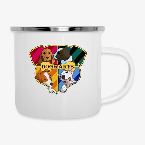 Dogwarts Logo - Camper Mug