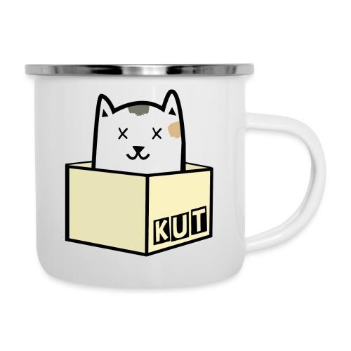 Kitten Los Default Colours - Emaille mok