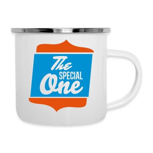 the special one - Kubek emaliowany