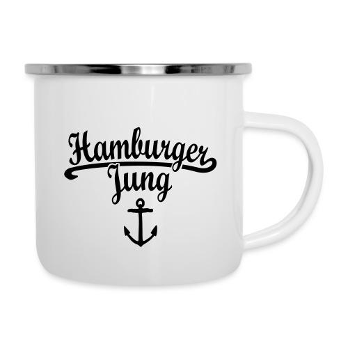 Hamburger Jung Klassik Hamburg - Emaille-Tasse