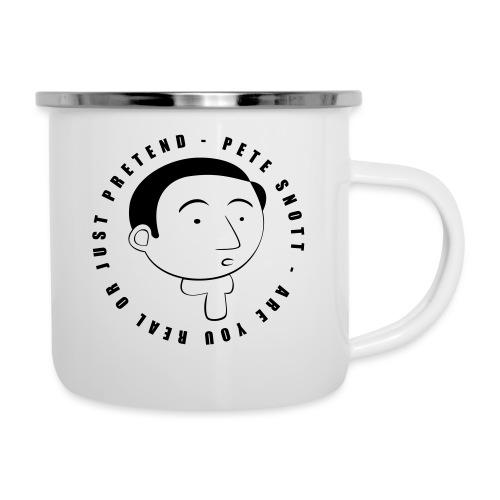 Pete Snott - Camper Mug