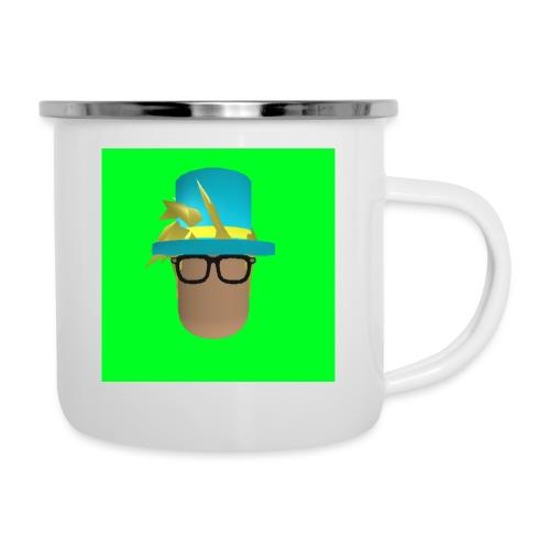 MrWhatWhat Logo Merch - Camper Mug