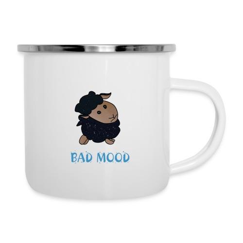 Badmood - Gaspard le petit mouton noir - Tasse émaillée