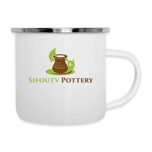 Sifoutv Pottery - Camper Mug
