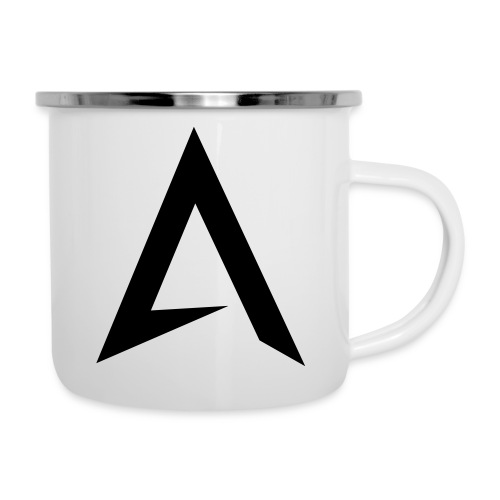 alpharock A logo - Camper Mug