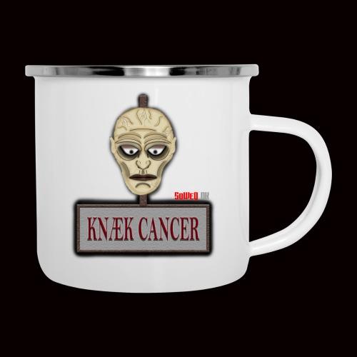 Knæk Cancer Kollektion ! - Emaljekrus