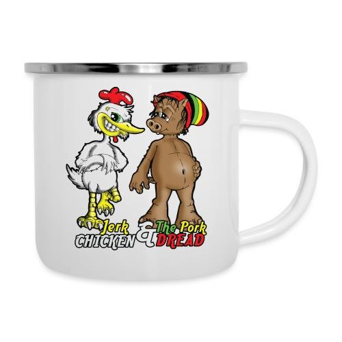 Jerk chickenPork Dread - Camper Mug