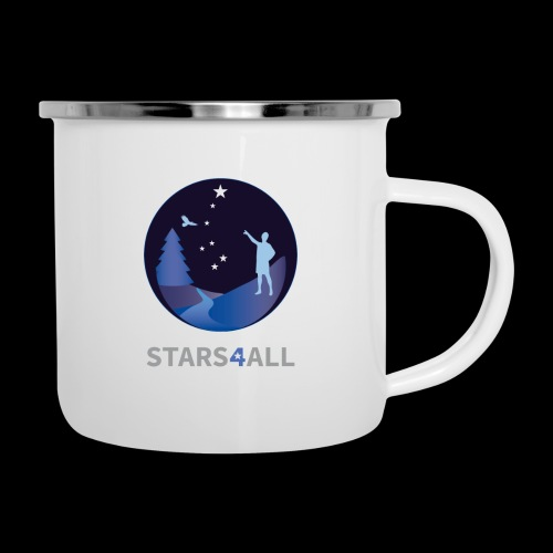 Stars4All - Taza esmaltada