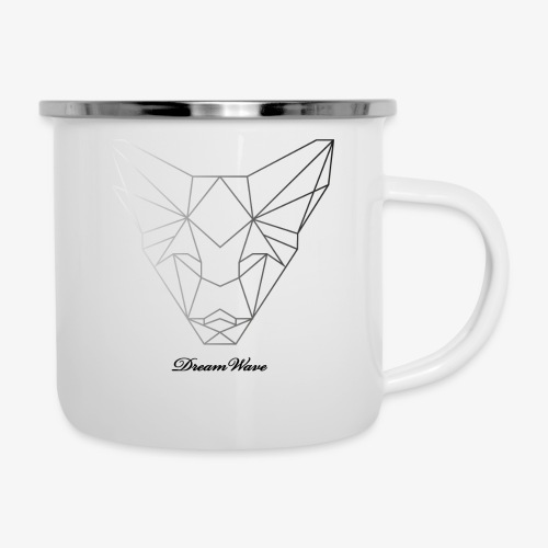 DreamWave Fox/Renard - Tasse émaillée