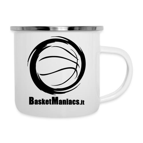 Basket Maniacs - Tazza smaltata