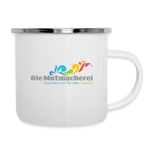 Fan-Artikel - Emaille-Tasse
