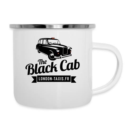 The Black Cab - Tasse émaillée