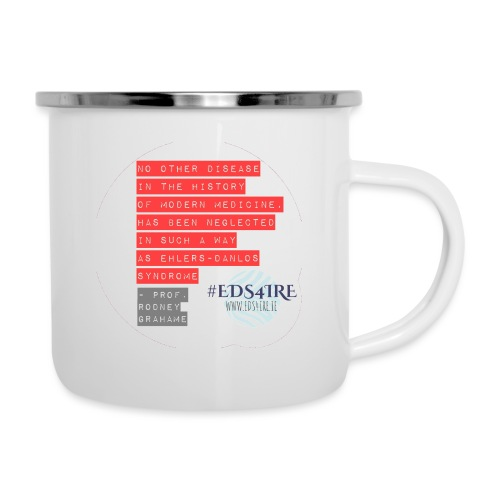Rodney Grahame Quote #EDS4IRE - Camper Mug