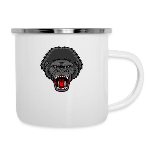 gorilla - Emaille mok