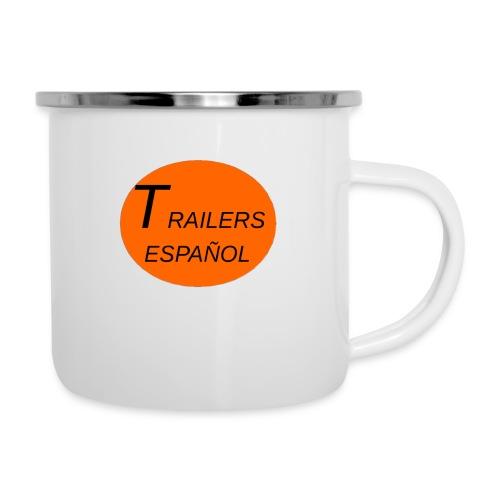 Trailers Español I - Taza esmaltada