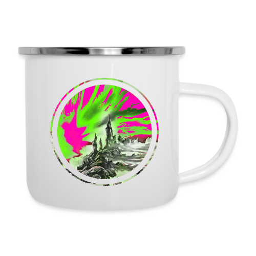 Fantasy world - Camper Mug