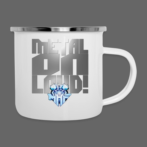 metalonloud large 4k png - Camper Mug