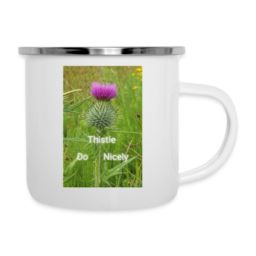 IMG 20180301 221949 Thistle Do Nicely - Camper Mug