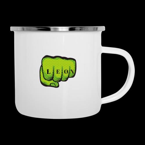 Leon Fist Merchandise - Camper Mug