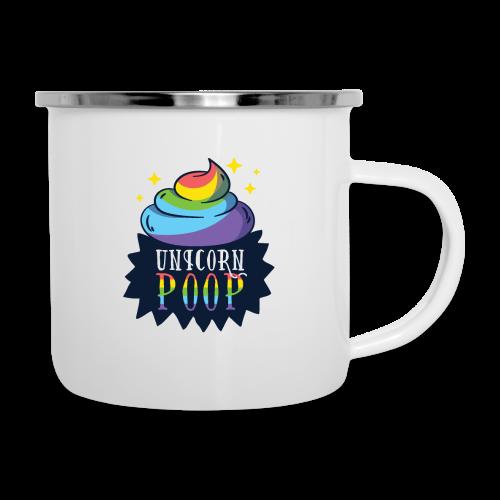 Original Unicorn Poop - Camper Mug