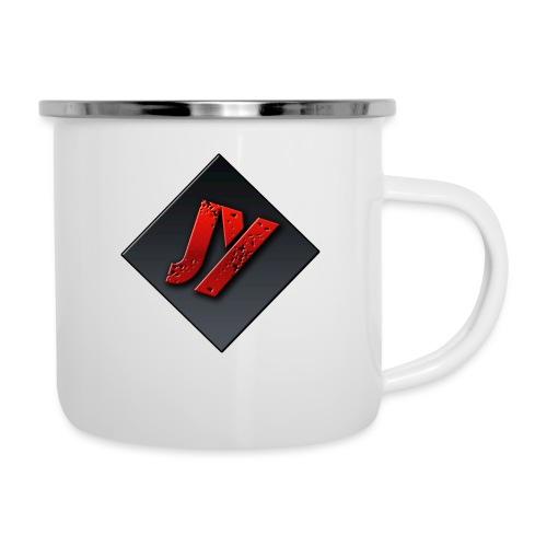 Logo numéro 2 - Tasse émaillée