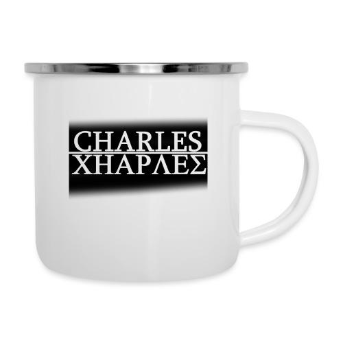 CHARLES CHARLES BLACK AND WHITE - Camper Mug