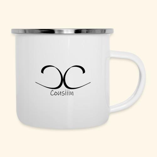 Cosuiiin - Emaille-Tasse