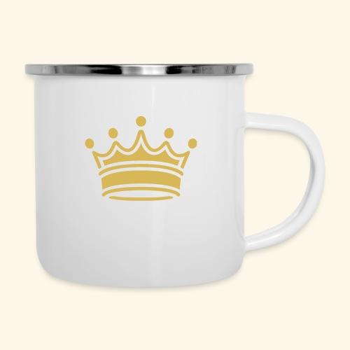 crown - Camper Mug