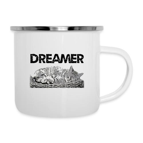Dreamer - Tazza smaltata
