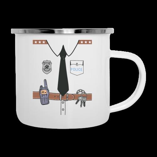 Funny Cute Uniform - Camper Mug