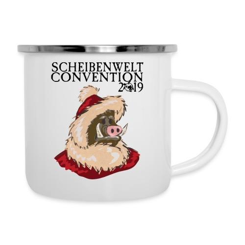 Scheibenwelt Convention 2019 - Emaille-Tasse